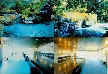 新風月・大浴場