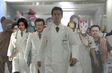 先生の病院にいない?