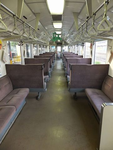 まさしく、津軽鉄道には、こういう車両が必要なわけよ