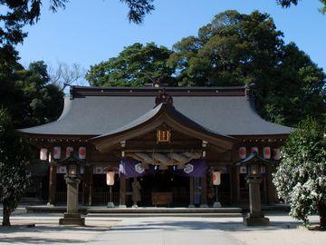 「八重垣神社」
