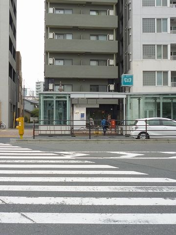 東京メトロ東西線の『落合』駅