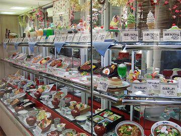 「レストラン ダイワ」サンプルケース