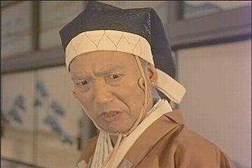 ご存知、吉良上野介