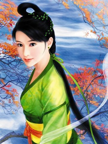 西施ってのは、中国の美女