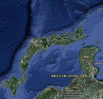 日本海は、よその国までも繋がる交通路だった