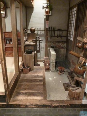 銅壷職人の作業場