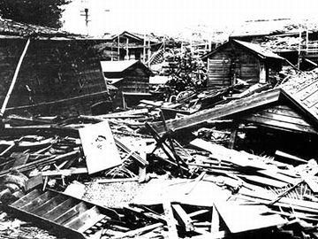 当時は、関東大震災後で、建物に耐震性が求められていました