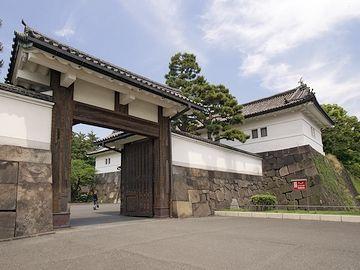 「外桜田門」