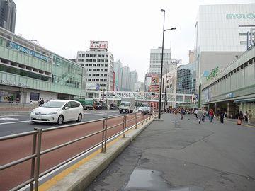 再び『新宿駅南口』