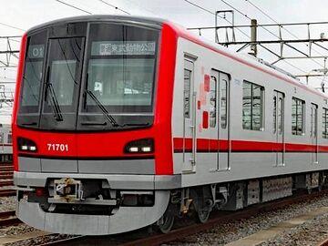 東武スカイツリーラインの車両