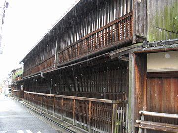京都の島原