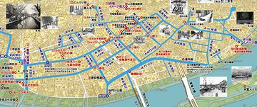 新潟市内には、昔、縦横に掘割が走ってたの