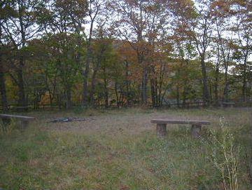 ここが、キャンプ場だな