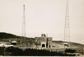 昭和3年ころの新潟測候所
