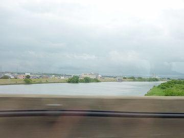 信濃川です