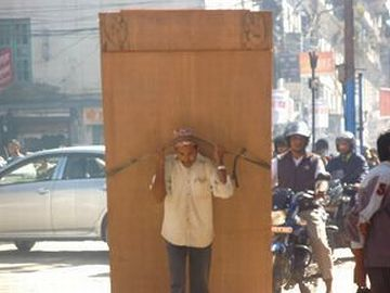 これは、ネパールの仏壇だったのか?