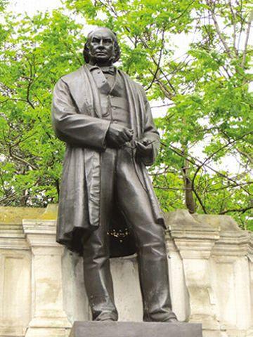 イギリスのエンジニア、マーク・ブルネル