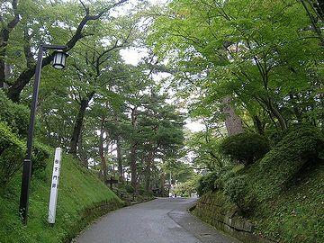千秋公園・紅葉前