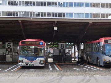 バスが待ってます