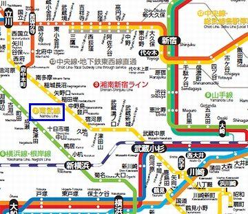 JR南武線
