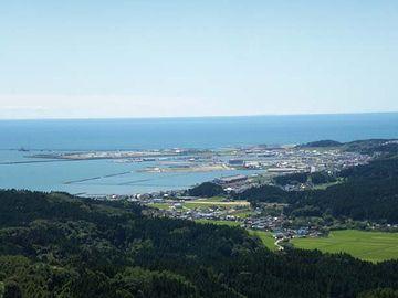 秋田・船川港