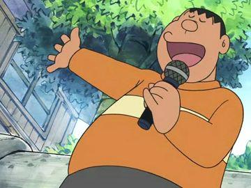 歌うジャイアン