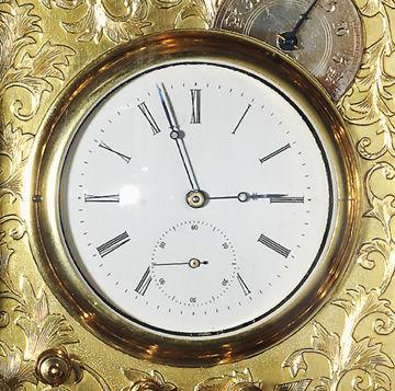洋時計表示部