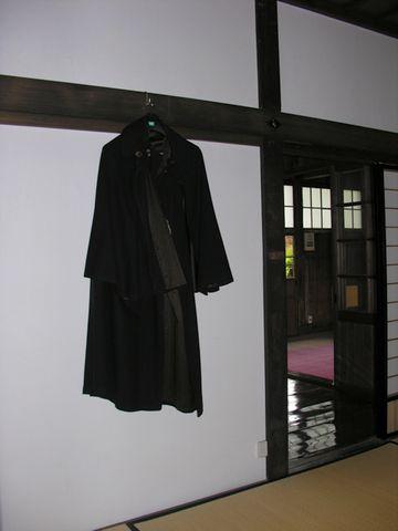 あ、このコート、見たことある