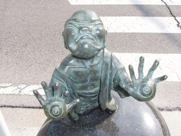 『手の目』という妖怪