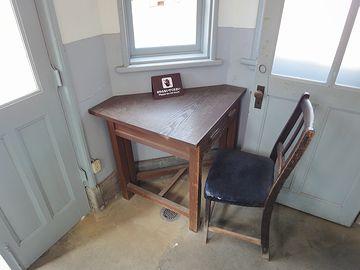 執務用の机でしょうか
