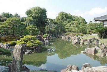 『二条城二の丸庭園』