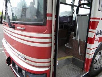 バスに乗りこみましょう