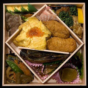 山久の『食彩人弁当』