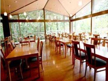「ホテル花山酔」レストラン