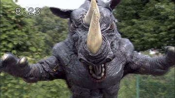 サイマンモスという巨大生物が、北の大地を支配していたことを