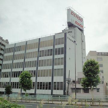 デンソーの建物
