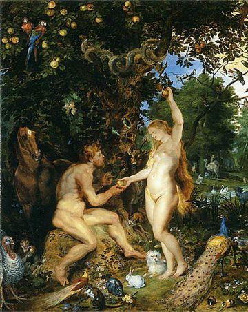アダムとイブが食べたリンゴは……