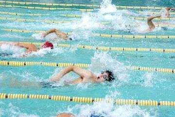 男子50メートル自由形