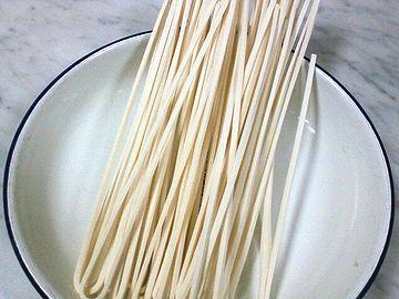 乾麺などに使われる