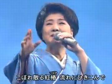 ♪こぼれ散る紅椿~