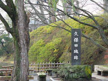 千秋公園の風景