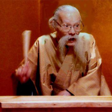 講談師・田辺一鶴(1929~2009)