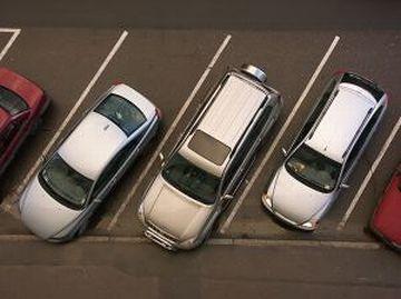 東京の駐車場って、月3万もするじゃないの