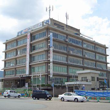 福知山鉄道管理局庁舎(現・JR西日本福知山ビル)