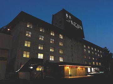 """ホテルの住所が、""""南魚沼郡湯沢町"""""""