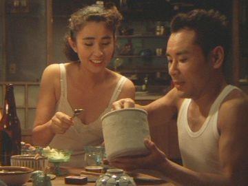 『異人たちとの夏』での、秋吉久美子が印象的でした