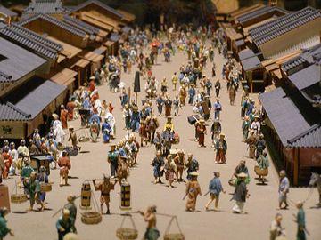 江戸の人口は、100万人以上