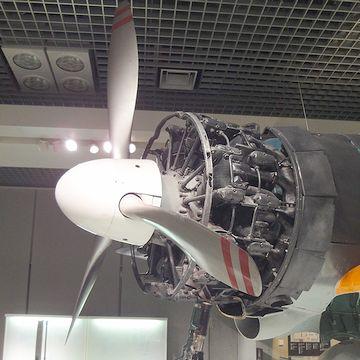 零戦エンジン