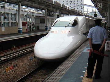 「新幹線 のぞみ32号」