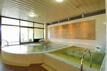 施設に着いて、ゆっくりお風呂を楽しんで……